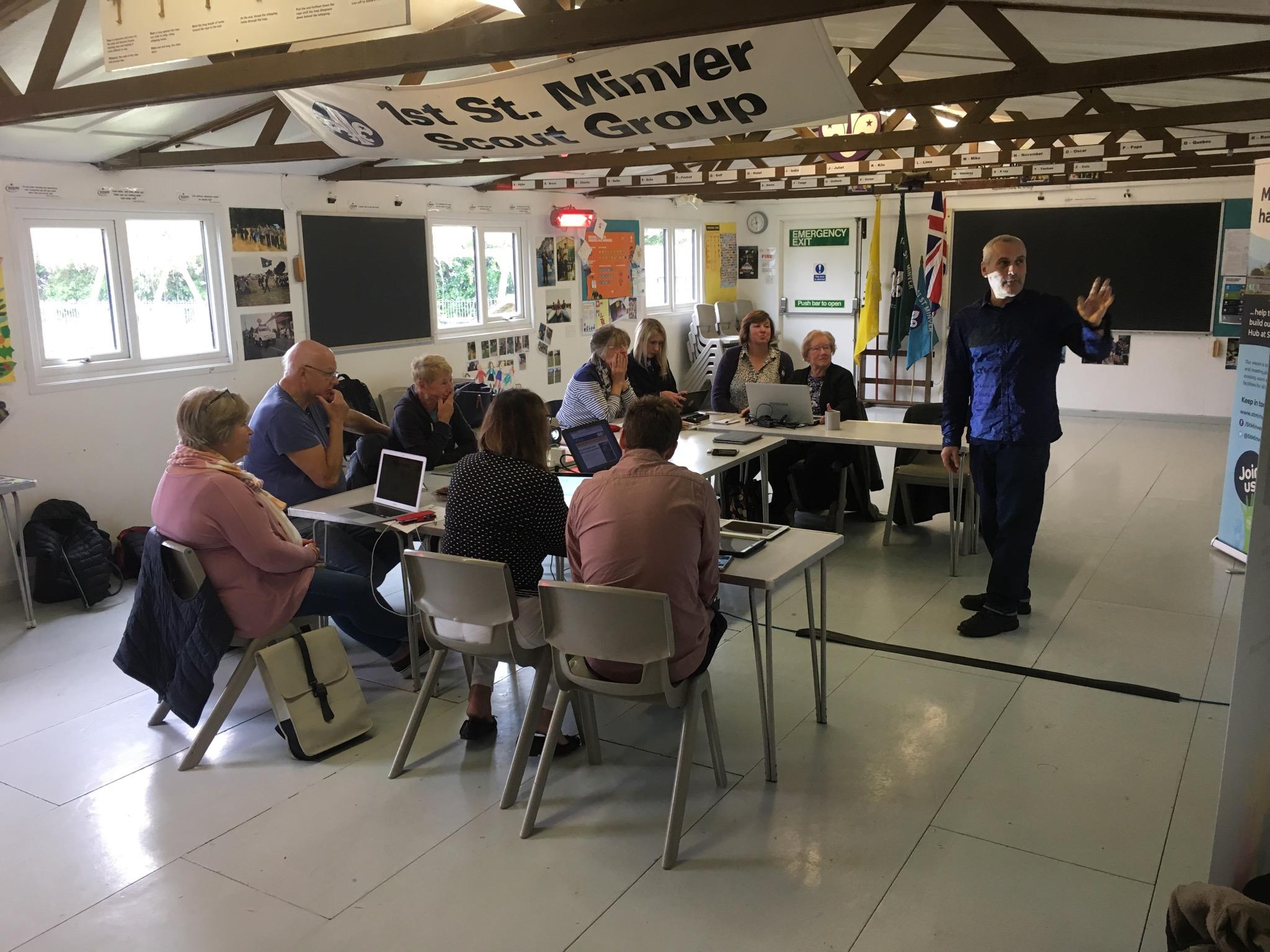 Digital Workshop Update from 12th June 2019