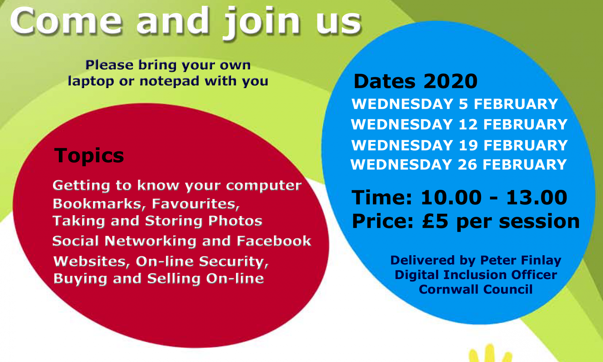 Digital Workshops - February 2020