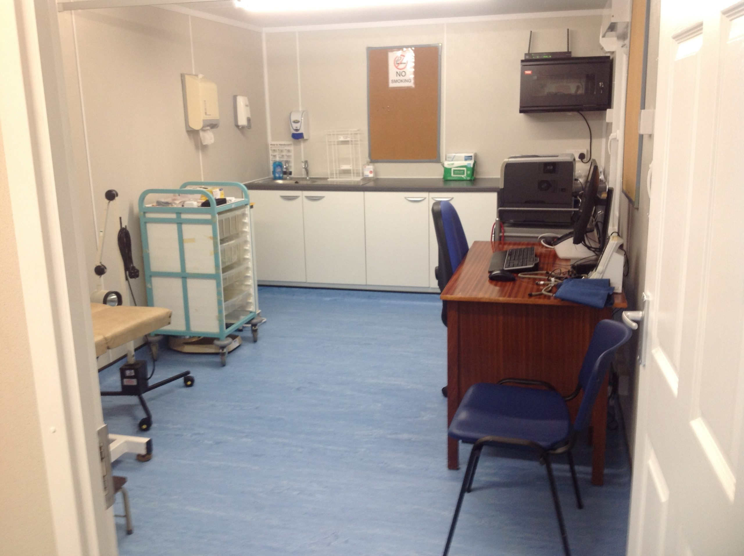 Health Hub - Consulting Room
