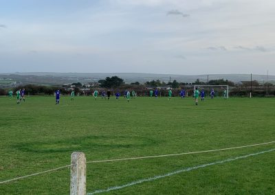 Padstow v St Minver