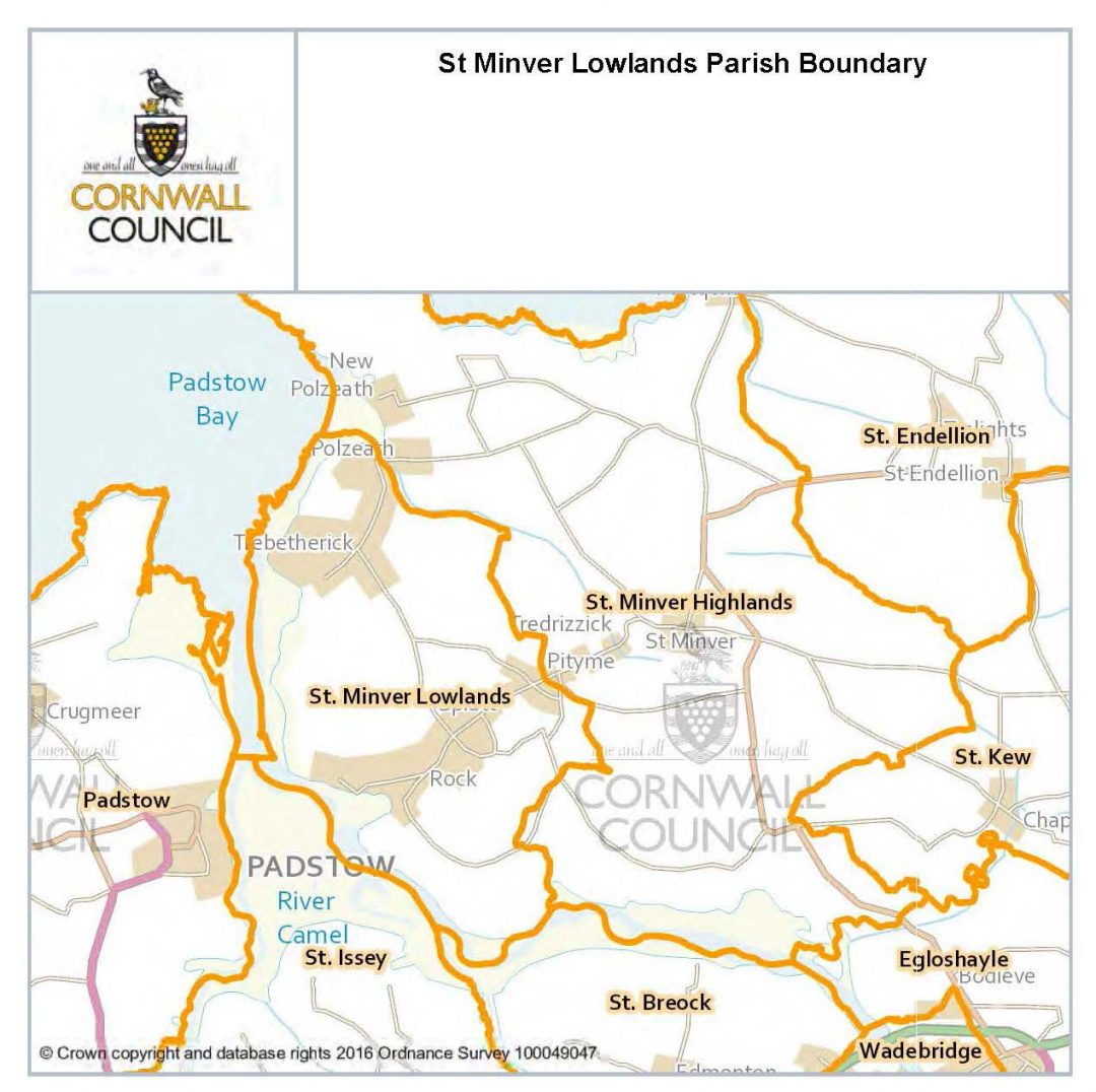 St Minver Lowlands Parish Council